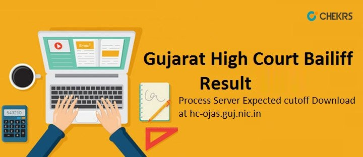 Gujarat High Court Bailiff Result 2019