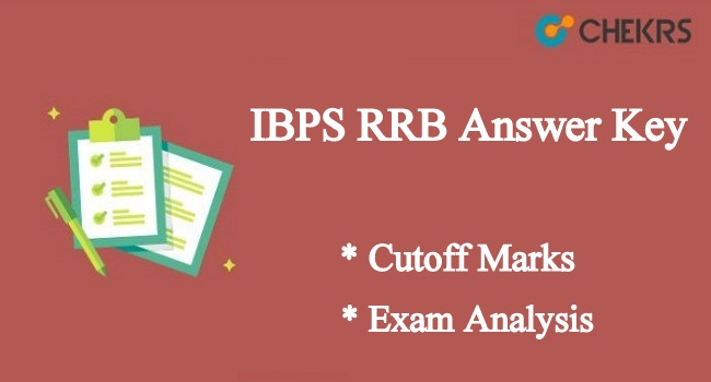 IBPS RRB Answer Key