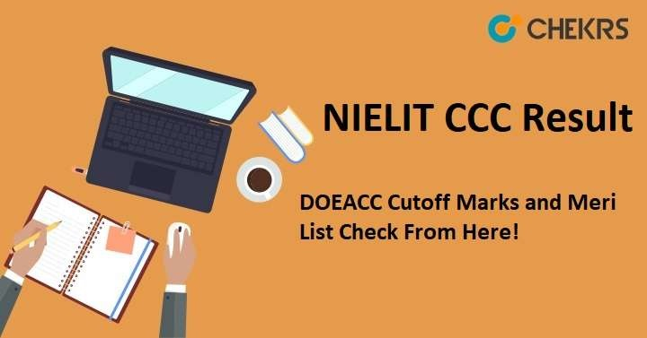 NIELIT CCC Result August