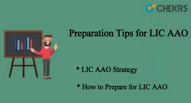 Preparation Tips for LIC AAO