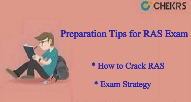 Preparation Tips for RAS Exam