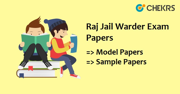 Rajasthan Jail Prahari Previous Question Papers