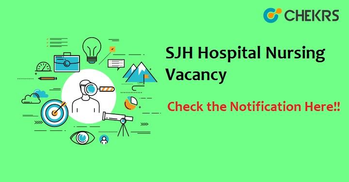 Safdarjung Hospital Nursing Officer Recruitment 2021