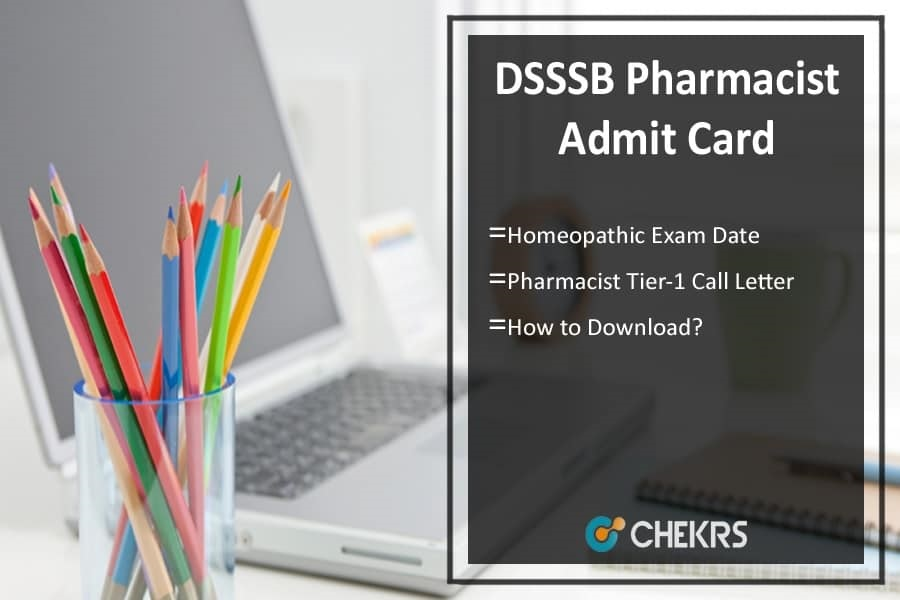 DSSSB Exam Date Admit Card