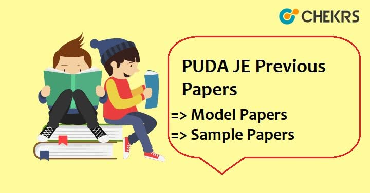 Punjab PUDA Previous Year Question Papers