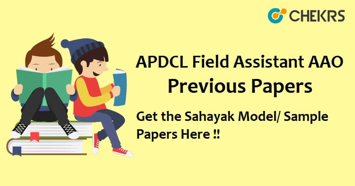 APDCL Field Assistant Previous Papers