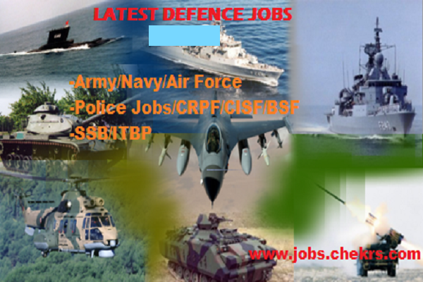 Latest Defence Recruitment 2021