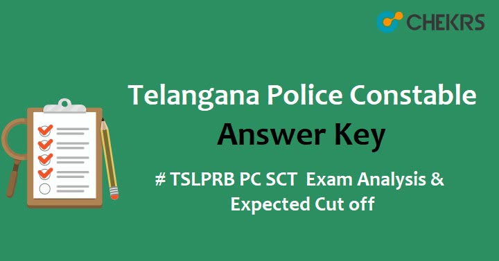 TSLPRB Police Constable Cut off Marks