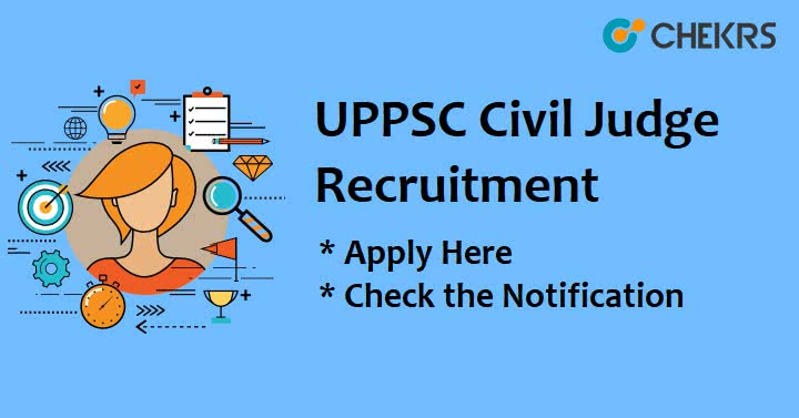 UPPSC Civil Judge Recruitment 2021