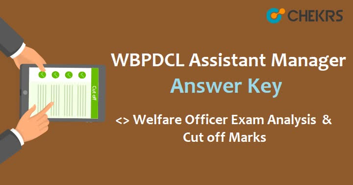 WBPDCL Answer Key
