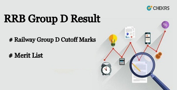 RRB Group D Result 2021