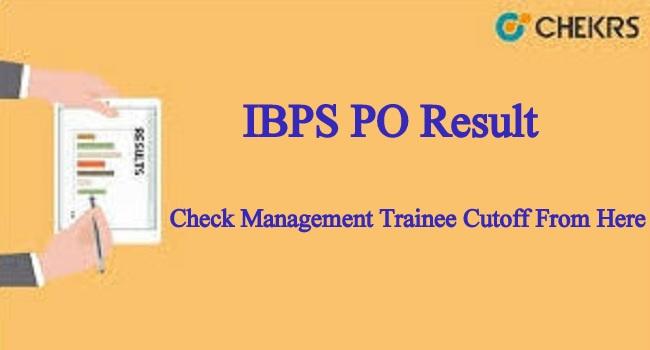 IBPS PO Result