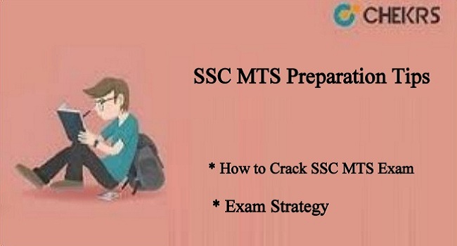 SSC MTS Preparation Tips