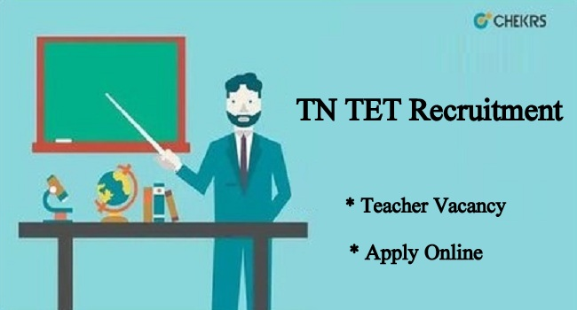 TRB TN TET Recruitment