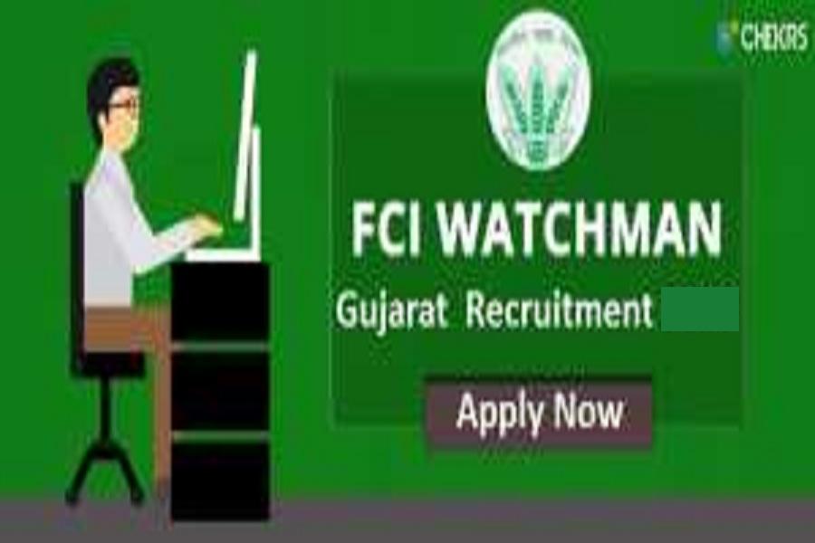 FCI Gujarat Recruitment 2021